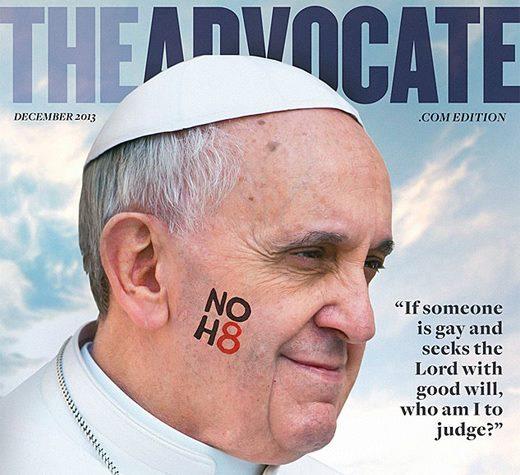 教宗:反同婚是基於人類學理由 孩子需要一父一母的家庭
