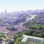 30萬人上街反對多元成家,要「教孩子健康兩性,挺婚姻一男一女」。