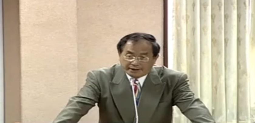 《公聽會快報》黃國鍾律師:修改民法的施行法 較易成功