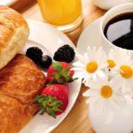 有溝無通的彩虹早餐日?