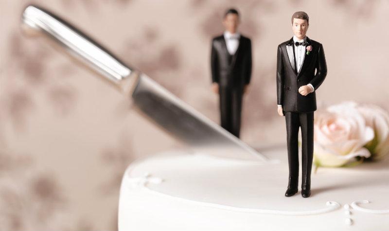 同婚沒有如你想像中的美好  美國同性伴侶離婚時要面對的問題