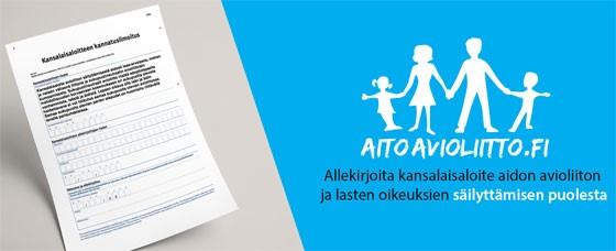 芬蘭護家運動召聚成千上萬人聯署,迫使國會重審並撤銷同性婚姻法。