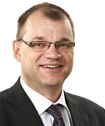 芬蘭新任總理席皮拉(Juha Sipila)不怕表白他支持傳統婚姻。