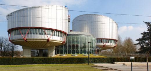 位於比利時布魯塞爾的歐洲人權法院裁決:一夫一妻的婚姻定義絕非歧視。(照片來源en.wikipedia.org)