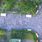 1203凱道集會釀衝突  幸福盟籲:雙方應自制並尊重彼此意見表達權利